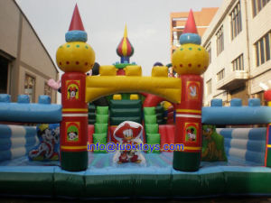 Commercial Inflatable Playground with Certificate for Kids Product (B045) pictures & photos