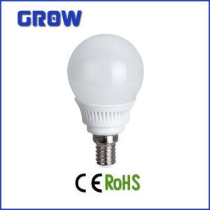 Energy Saving 3.5W E14 LED Mini Global Bulb pictures & photos