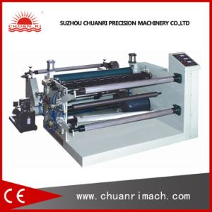 Drug Pharmaceutical Medicine Aluminum Slitting Rewinding Machine pictures & photos