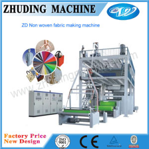 PP Non Woven Fabric Making Machine for 1600s/2400s/3200s pictures & photos