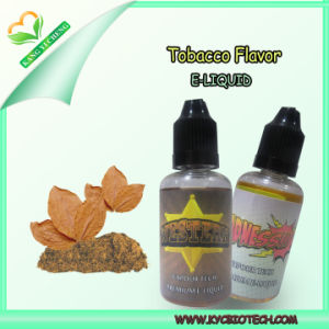 Good Taste Tobacco Flavor, Natural E-Liquid, Vapor Juice for E-Cigarette/Smoke