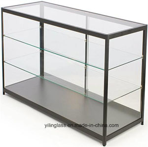Display Case Tempered Glass with Ce Certificate pictures & photos