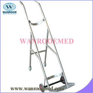 Stainless Steel Oxygen Bottle Trolley pictures & photos