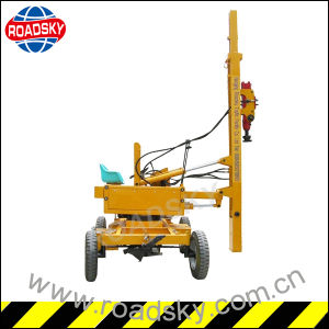 Hydraulic Steel Solar Post Driving Machine for Pile Piling pictures & photos