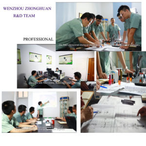 Zhs-8 Automatic Liquid Filling Machine pictures & photos