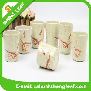 New Design Promotion Gifts OEM Plastic Travel Mug (SLF-PM015) pictures & photos