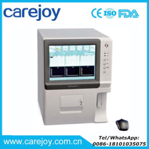 10.4 Inch LCD Display Fully Auto Hematology Analyzer Blood Analyser Machine Rha-600 with Ce ISO Certified -Maggie pictures & photos