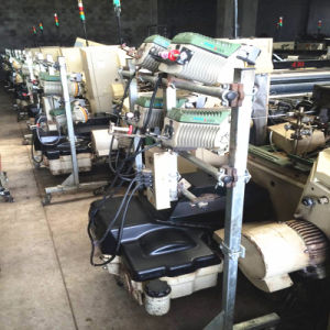 Good Condition Picanol Omini Air Jet Loom Machine pictures & photos