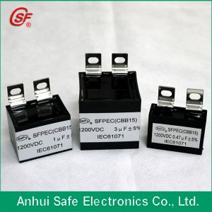 Extra High Voltage High Frequency Inverter Resonance Capacitors pictures & photos