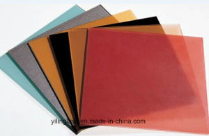 Color Paint Kitchen Glass with Australian/USA/Ce Certificate pictures & photos