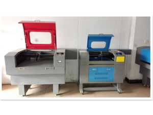 Laser Cutting Machine for Fabric/Shoes Material with Super Workmanship