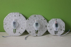 Round Square Decorate 12W 18W 24W LED Ceiling Panel Light with Ce RoHS pictures & photos