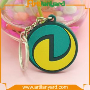 PVC Key Chain with Customer Logo pictures & photos