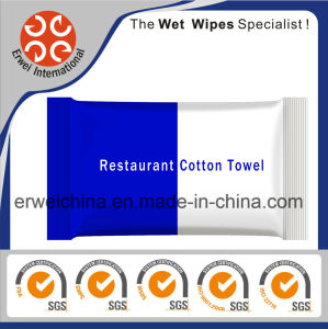 Restaurant Cotton Wet Towel pictures & photos