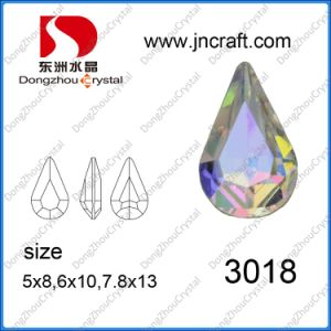 Crystal Ab Point Back Jeweley Decorative Stone Beads pictures & photos