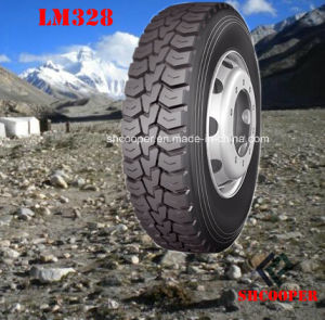 Long March Tubeless Truck Tyre with 2 Sizes (LM328) pictures & photos