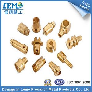 Copper CNC Machining Parts with RoHS Made in China pictures & photos