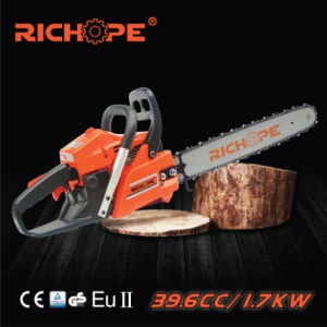 Professional High Quality Portable Gasoline Chainsaw for Family Use (CS4000) pictures & photos