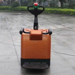 2.0 Ton Electric Reach Pallet Truck for Warehouse (CBD20) pictures & photos