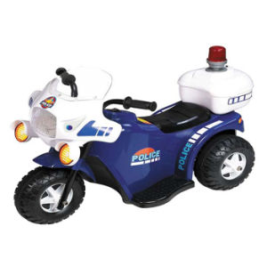 Simulation Police Motorcycle Kids Ride on Car (10202008) pictures & photos