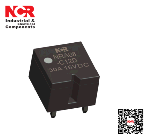 12VDC 30A 5 Pin Auto Relay (NRA08) pictures & photos