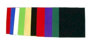 Neoprene Rubber Sheet, Neoprene Lining with Red, Yellow, Green Color pictures & photos