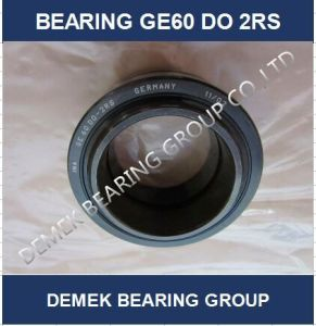 Radial Spherical Plain Bearing Ge60 Do-2RS pictures & photos