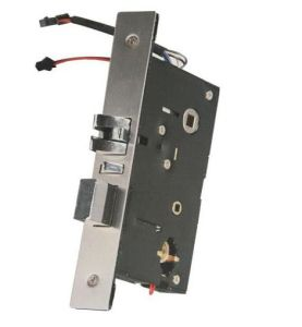 Silver Color Stainless Steel RF57 Hotel Door Lock pictures & photos