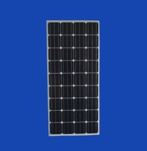 40W 18V Monocrystalline Solar Panel Hot Selling to India, Africa, Russia, Phillipines, Dubai... pictures & photos