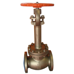 High Pressure Flange Connection Globe Valve pictures & photos