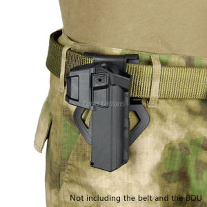 Tactical Airsoft Hunting Rifle Movable Holsters Gun Holster Cl7-0057 pictures & photos