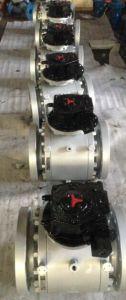 Cast Steel Trunnion Mounted Ball Valves (Q347)