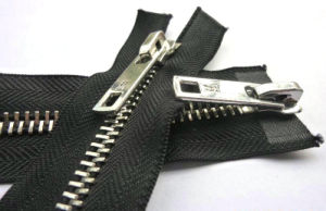 Custom High Quality Zipper Metal pictures & photos