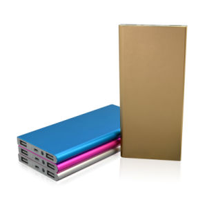 New Fashionable Portable Power Bank 9000mAh pictures & photos