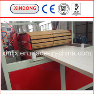 600-1200mm PVC Door Profile Extrusion Line pictures & photos
