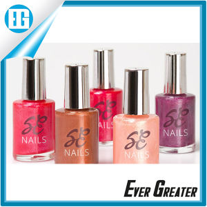 Custom Eco-Friendly Nail Polish Bottle Adhesive Stickers Label pictures & photos