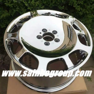 F20070 Fashion Alloy Chrome Alloy Wheels for Benz Maybach pictures & photos