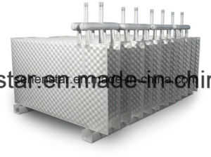 """Dairy Industry Waste Heat Recovery Heat Exchanger """"316 Food Grade Stainless Steel Plate Heat Exchanger"""" pictures & photos"""
