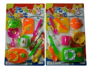 Mini Kitchen Play Set Toy for Kids pictures & photos