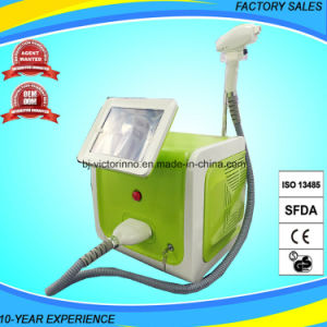 Customized Logo Portable Diode Laser Hair Removal pictures & photos