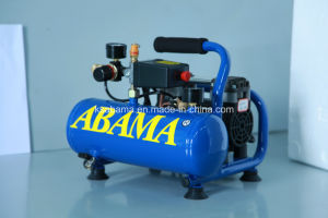 Tat-0204 0.75HP 4L Hand Carry Oil Free Silent Air Compressor pictures & photos