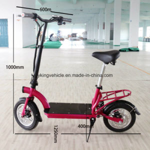 "12""Alloy Wheel Folded Electric Bicycle (ES-1202) pictures & photos"