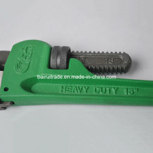 8 Inch American Type Heavy Duty Pipe Wrench for Export pictures & photos