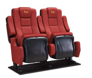 Home Cinema, Economic Cinema Chairs, Home Theater Seating (HJ9924) pictures & photos