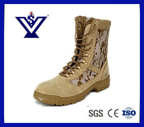 Combat Boots/Swat Boots for Military (SYSG-016) pictures & photos