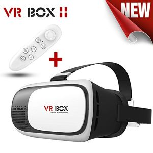Vr Box Virtual Reality Headset 3D Glasses Adjust for iPhone, Samsung 4.7~6inch Movie and Game Play pictures & photos