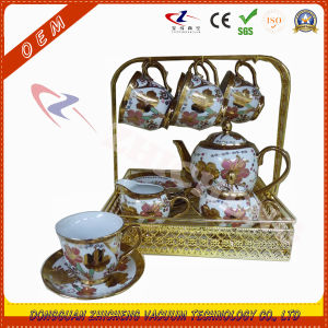 Vacuum Coating Machine for Tea Set pictures & photos