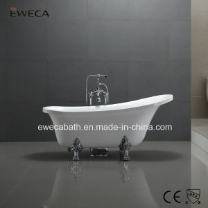 Clawfoot Bathtub with Alloy Feet (EW6310)