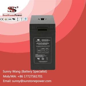 Rechargeable 2V 600ah Deep Cycle Gel Solar Power Battery pictures & photos