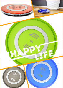 Wireless Charger Power Bank 2015 for Mobilephone iPhone with Wholesale Price pictures & photos